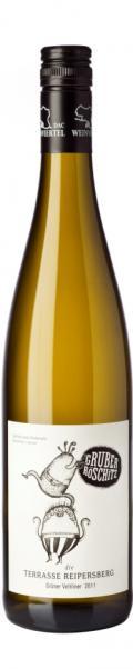 Grüner Veltliner Weinviertel DAC Reipersberg 2017 / Gruber Röschitz
