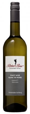 Spätburgunder Pinot blanc de Noirs 2017 / Roter Bur Glottertäler Winzer
