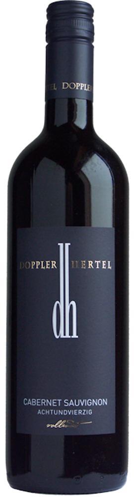 Cabernet Sauvignon ACHTUNDVIERZIG Rotwein QbA trocken - vollendet 2015 / Doppler-Hertel