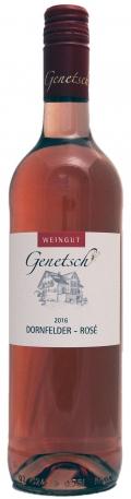 Dornfelder Rosé 2016 / Genetsch