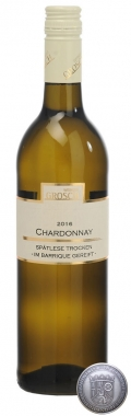 Chardonnay Spätlese Barrique 2018 / Grosch