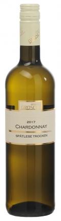 Chardonnay Spätlese trocken 2018 / Grosch