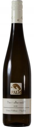 Grüner Veltliner Den i´ selber trink, reg. Marke, Weinviertel DAC 2018 / Falk