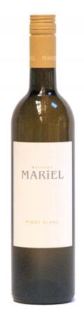 Pinot Blanc  2017 / Mariel