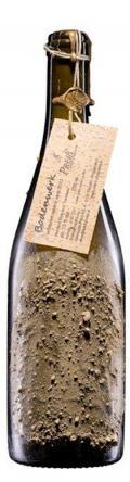 Chardonnay Bodenwerk, unfiltered natural wine 2012 / Weinkultur Preiß