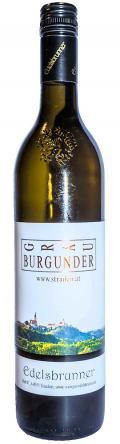Grauer Burgunder Stradner Grauburgunder 2017 / Edelsbrunner