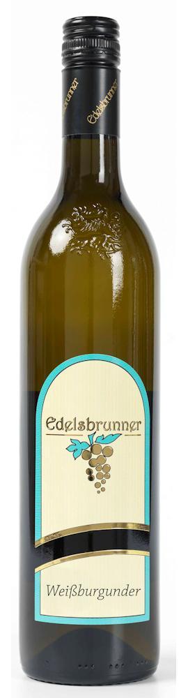 Weißburgunder  2017 / Edelsbrunner