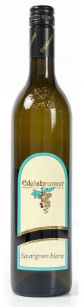 Sauvignon Blanc  2017 / Edelsbrunner