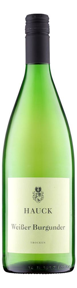 Weißburgunder Qualitätswein 2018 / Hauck