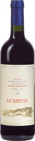 Le Difese, Toscana IGT 2016 / Tenuta San Guido