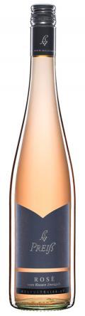 Rose vom Zweigelt prickelnd, Frizzante 2018 / Weinkultur Preiß