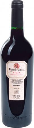 Baron de Chirel, Rioja Reserva DOCa 2013 / Marqués de Riscal