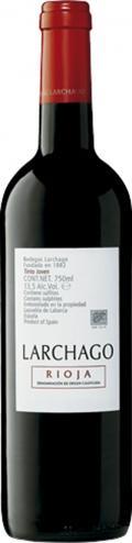 Tinto Joven, Rioja DOCa  2017 / Bodegas Larchago