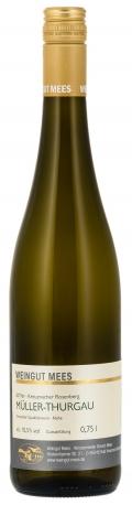 Müller Thurgau lieblich Qualitätswein QbA 2017 / Mees