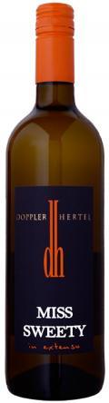 Cuvee MISS SWEETY Weißwein QbA fruchtsüß 2018 / Doppler-Hertel