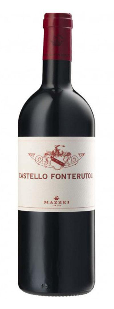 CASTELLO DI FONTERUTOLI  2017 / Castello di Fonterutoli