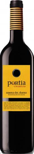 Portia Crianza Ribera del Duero D.O. 2015 / Bodegas Portia