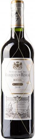 Marqués de Riscal Rioja Reserva DOCa 2015 / Marqués de Riscal