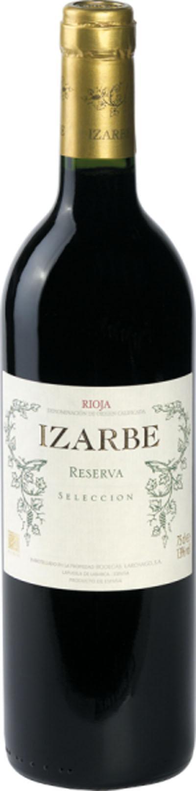Izarbe, Rioja DOCa Reserva Seleccion 2011 / Bodegas Larchago