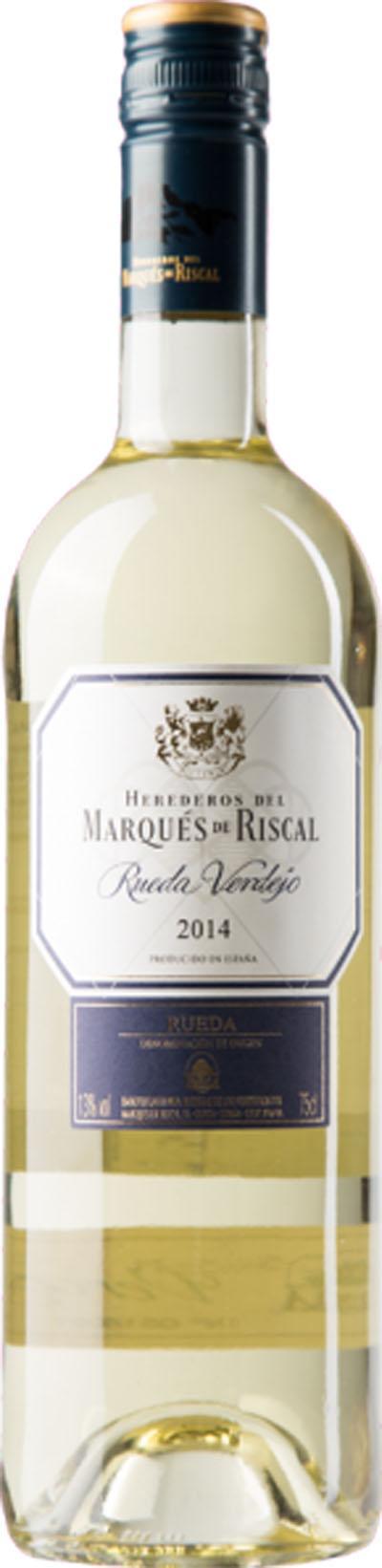Verdejo, Rueda DO 2018 / Marqués de Riscal