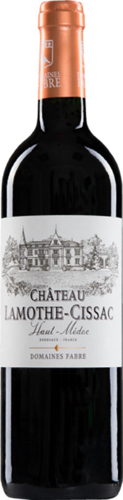 Château Lamothe-Cissac - Cru Bourgeois  2018 / Chateau Cissac