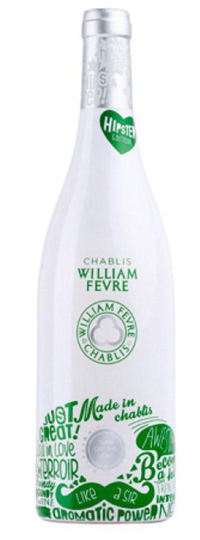 CHABLIS Silver Bottle 2013 / Domaine William Fèvre
