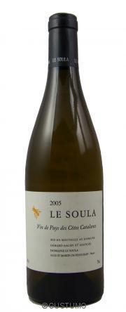 Le Soula Rouge 2011 / Domaine le Soula