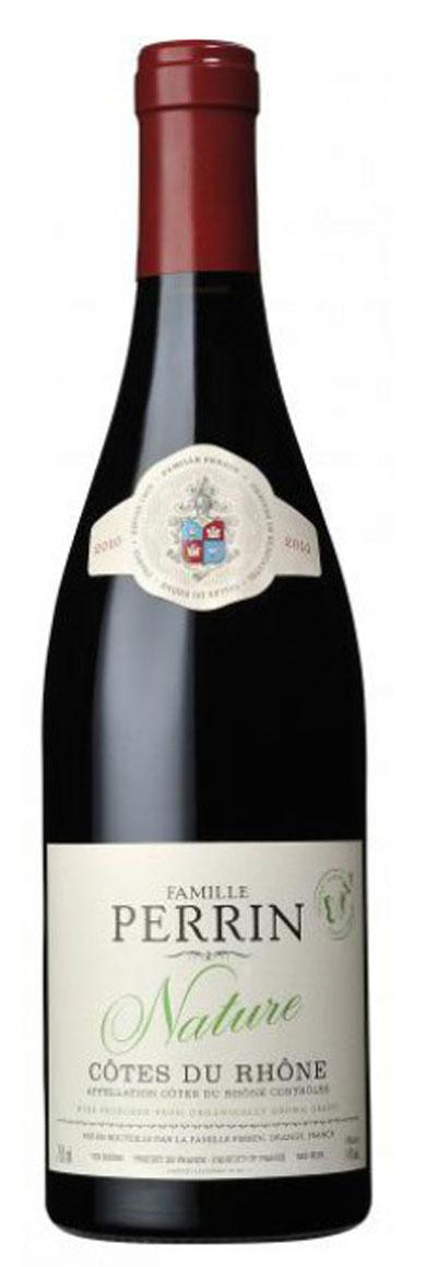 PERRIN NATURE Organic CdR 2012 / Chateau de Beaucastel