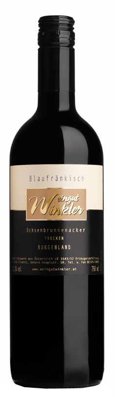 Blaufränkisch  2018 / Winkler