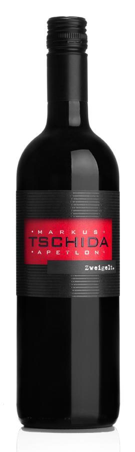Zweigelt Trockenbeerenauslese 2010 / Markus Tschida