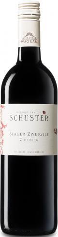Blauer Zweigelt Goldberg 2017 / Familie Schuster