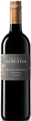 Blauer Zweigelt Goldberg Reserve 2015 / Familie Schuster
