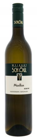 Morillon reserve 2015 / Schlögl