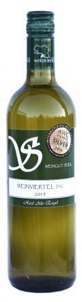 Grüner Veltliner Weinviertel DAC Sandfeld 2018 / Seidl