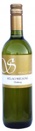 Welschriesling Hießberg 2016 / Seidl