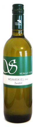 Grüner Veltliner Weinviertel DAC Ried Sandfeld 2017 / Seidl