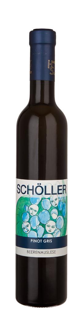 Grauer Burgunder Beerenauslese 2011 / Hans Schöller