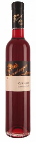 Zweigelt Eiswein 2012 / Rosenberger