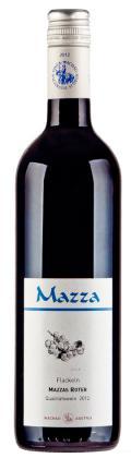 Cuvee Mazzas Roter Qualitätswein Ried Flackeln 2012 / Mazza