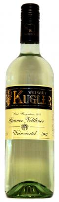 Grüner Veltliner Weinviertel DAC Ried Fliegentanz 2017 / Kugler