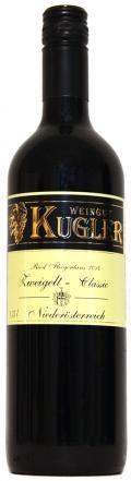 Zweigelt Classic 2016 / Kugler