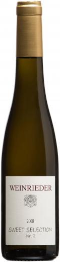 Chardonnay Sweet Selection TBA 2008 / Weinrieder