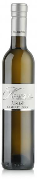 Pinot Gris Auslese 2013 / Kollerhof am Eichberg