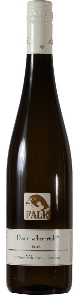Grüner Veltliner Den i´ selber trink, reg. Marke, Weinviertel DAC 2019 / Falk