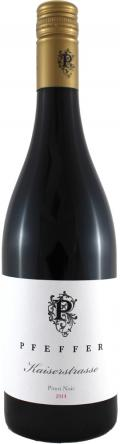 Pinot Noir Ried Kaiserstrasse 2017 / Pfeffer