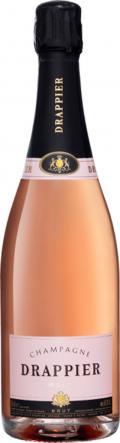 Champagner Rosé Brut . / Drappier