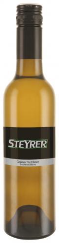 Grüner Veltliner Beerenauslese  2015 / Weingut Steyrer