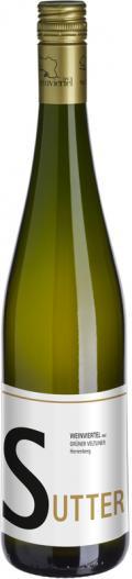 Grüner Veltliner Weinviertel DAC Ried Laa 2017 / Sutter