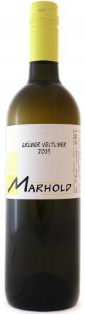 Grüner Veltliner  2015 / Marhold