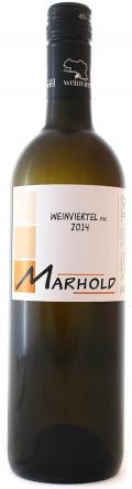 Grüner Veltliner Weinviertel DAC 2014 / Marhold